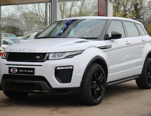 Sell my Land Rover Range Rover Evoque