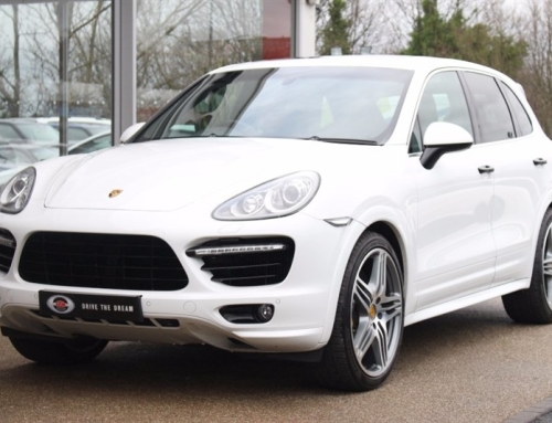 Sell My Porsche Cayenne