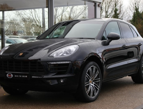 Sell my Porsche Macan