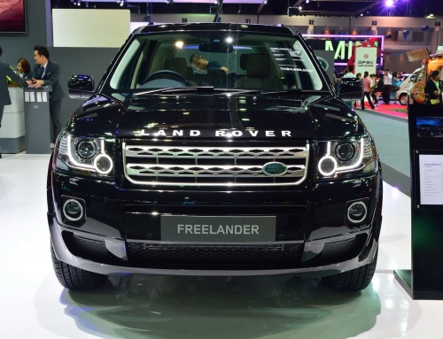 Sell My Land Rover Freelander