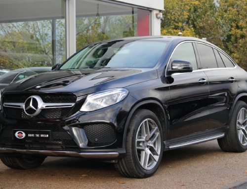 Sell My Mercedes GLE Class