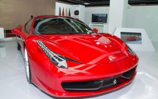 Sell my Ferrari 458