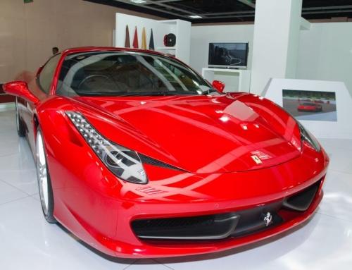 Sell my Ferrari 458