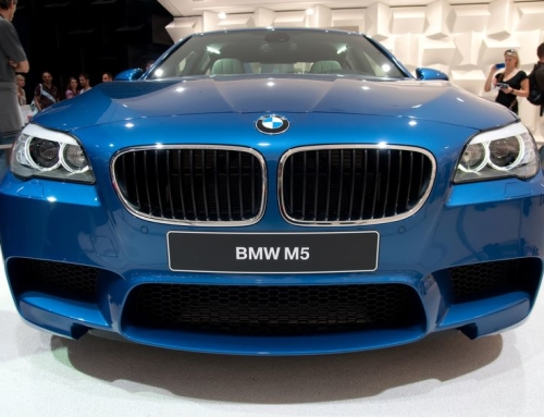 Sell my BMW M5