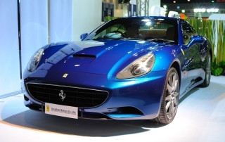 Sell my Ferrari California
