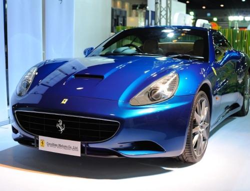 Sell my Ferrari California