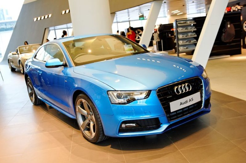 Sell my Audi A5