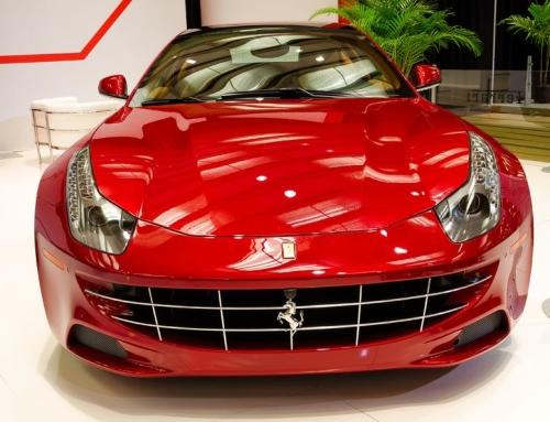 Sell my Ferrari FF