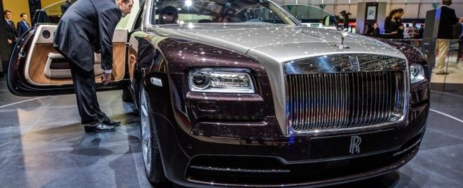 Sell my Rolls Royce Wraith