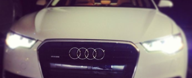 Sell my Audi A6