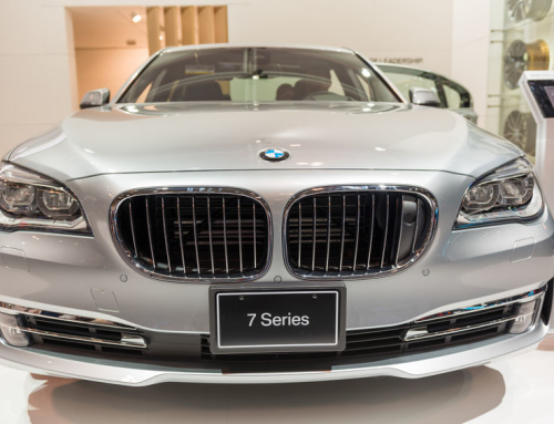 Sell my BMW 7 Series