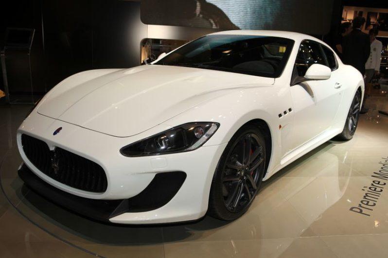 Sell my Maserati GranTurismo