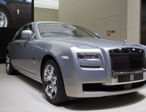 Sell my Rolls-Royce Ghost
