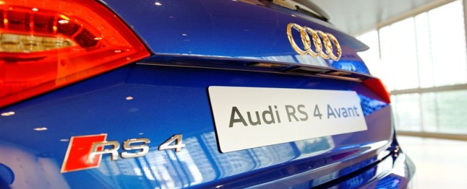 Sell my Audi RS4