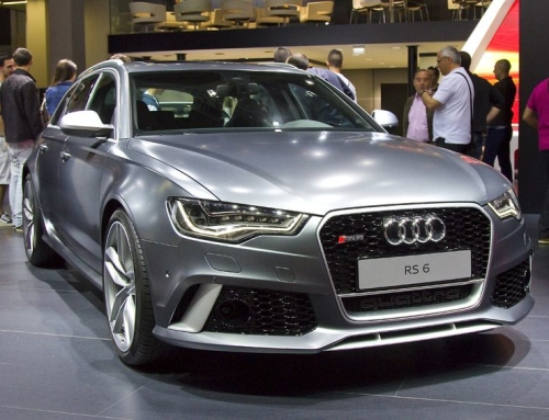 Sell my Audi RS 6