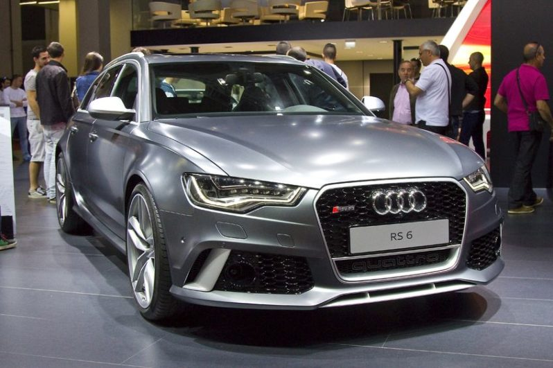 Sell my Audi RS6