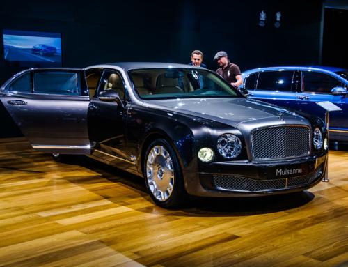 Sell my Bentley Mulsanne