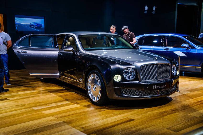 Sell My Bentley Mulsanne