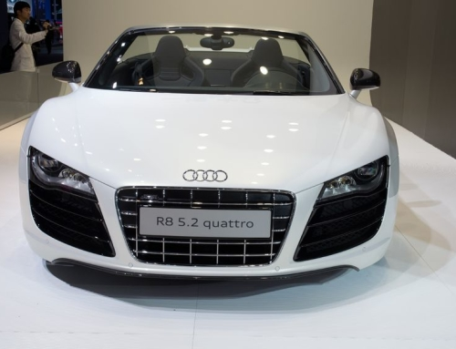 Sell my Audi R8