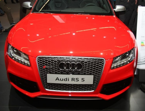 Sell my Audi RS 5