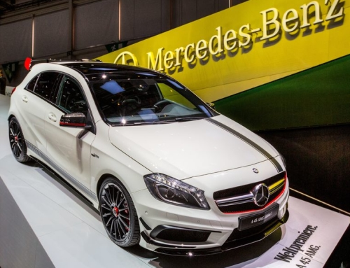 Sell my Mercedes A 45