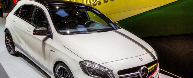 Sell my Mercedes A45