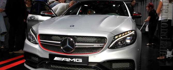 Mercedes C 63