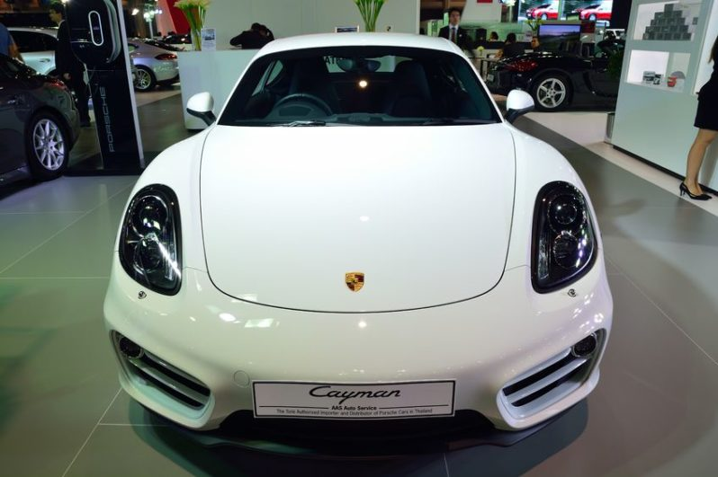 Sell my Porsche Cayman