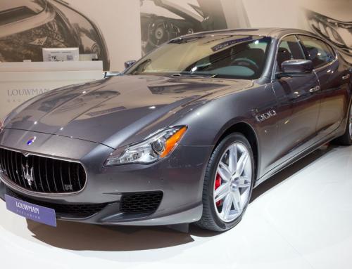 Sell my Maserati Quattroporte