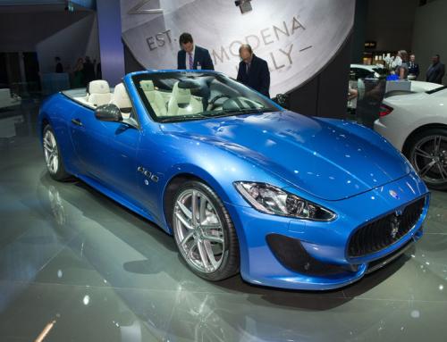 Sell my Maserati Grancabrio