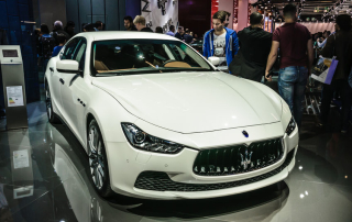 Sell my Maserati Ghibli